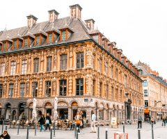 Visiter Lille de façon originale